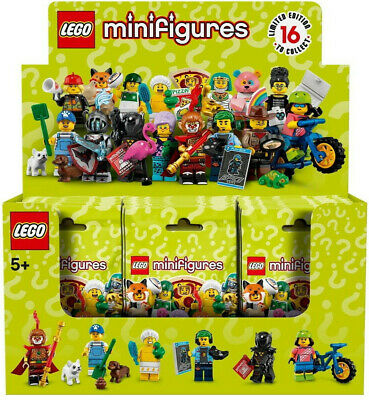 LEGO Minifigures Series 19 - Choose your Minifigure! 71025 New 2019 Fox Dog ✅