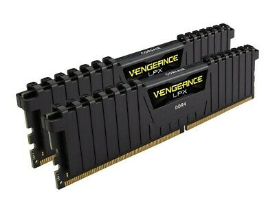 Corsair Vengeance LPX 16GB (2 x 8GB) PC4-25600 (DDR4-3200) Memory...