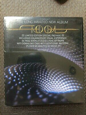 TOOL Fear Inoculum CD HD Screen Limited Trifold Deluxe Edition FAST SHIPPING!