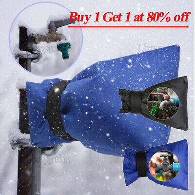 For Outdoor Tap Covers Frost Insulated Winter Protector Thermal Anti-frozen