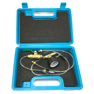 Universal Auto Air Shock Absorber Leak Detection Leakage Detector Test Tool