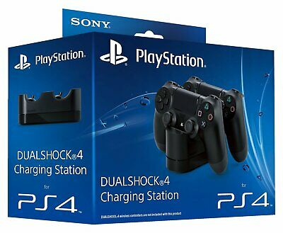 Brand New Sony PlayStation DualShock 4 Charging Station (PS4)