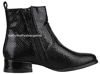 New Girls Black NEXT Boots Size 9 Infant 12 Kids RRP £26