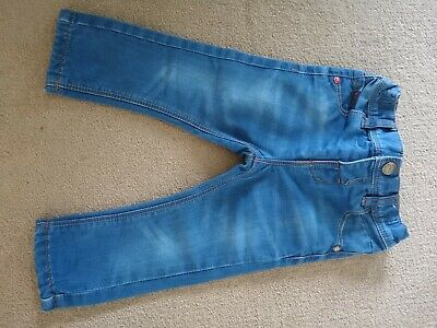 2 pairs Baby Boys NEXT Jeans 6-9 Months