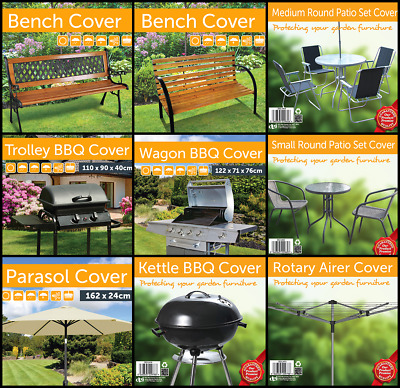 Patio Furniture Cover Waterproof Weatherproof Outdoor Bench Table Chair Protect