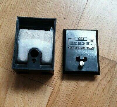 RDL  Mains Connection Block, 100A, SP 5 Way, 35mm2, CB3,