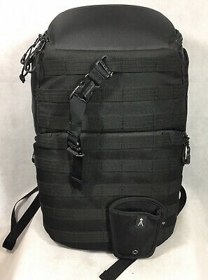 LowePro Protactic 450 AW Camera Backpack Black Hard Body Photography Bag
