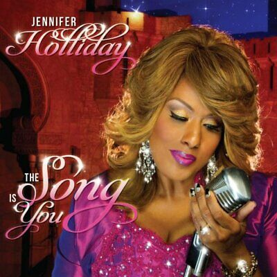 |1951800| Jennifer Holliday - The Song Is You [CD x 1] New