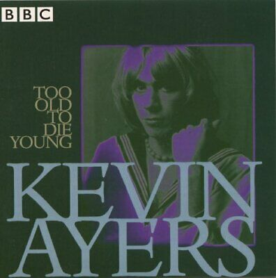  2023989  Kevin Ayers - Too Old To Die Young [CD x 2] New