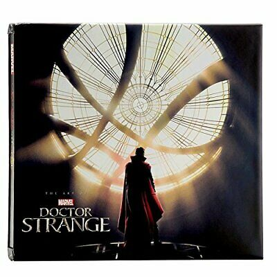 Marvel's Doctor Strange: The Art of the Movie Hardcover New, Sealed