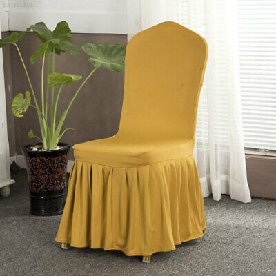 CFA5 Spandex Seats Covers Elastic Chair Covers 25 Color