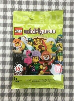 Lego minifigures series 19 unopened factory sealed choose select your minifigure