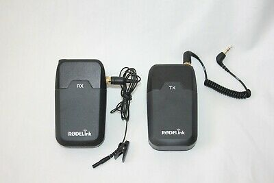 Rode Microphones RodeLink Filmmaker Kit - Wireless Film Maker System