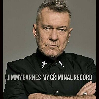 Jimmy Barnes - My Criminal Record (Limited, Deluxe Edition) [New CD] Ltd Ed, Del