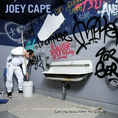 Joey Cape - Let Me Know When You Give Up [New CD]