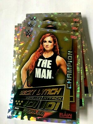 Topps Slam Attax Universe Choose From Relic Champion Hall Of Fame Etc