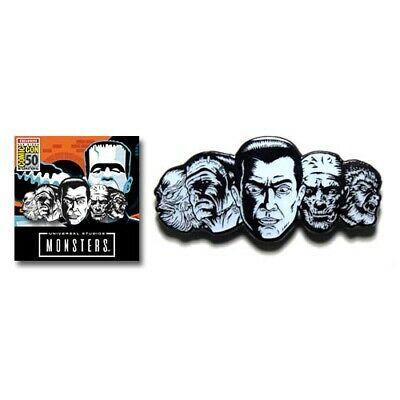 SDCC 2019 Exclusive Han Cholo Monster Squad G.I.D Enamel Pin Movie Collectible