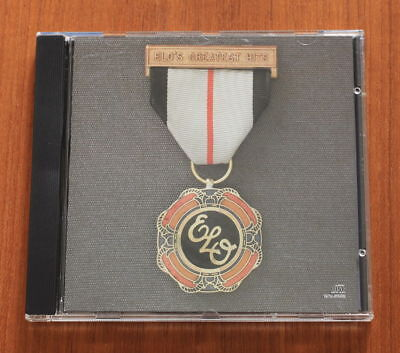 Electric Light Orchestra: ELO's Greatest Hits (CD, 1986, CBS Records)