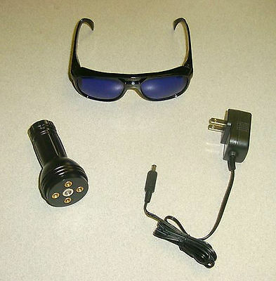 Cold Laser Therapy-Dual Spectrum 650nm / 810nm - 228 mw Healing Light! USA made!