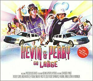 Kevin & Perry Go Large (2000 Film) - 2 CD - Soundtrack - **Mint Condition**