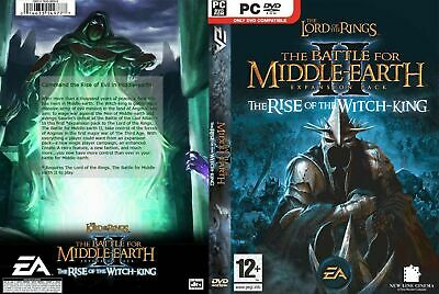 Lord of the Rings: The Battle for Middle-earth II -- The Rise of the witch king