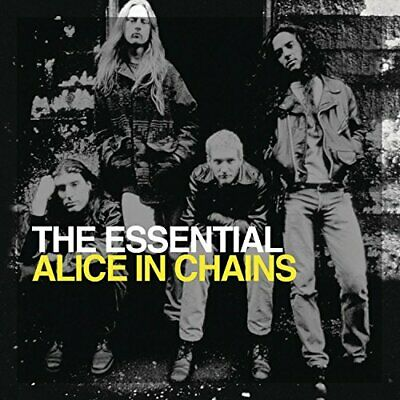 Alice In Chains - The Essential - 2CDs Neu & OVP -  Best Of / Greatest Hits
