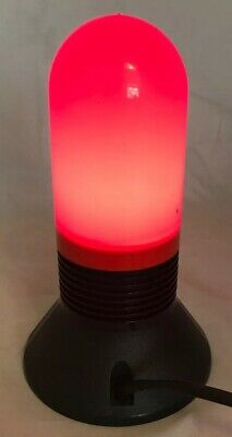 Vintage Paterson Darkroom Lamp Red Safelight Photography Developing WORKING