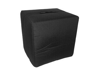 Crate BX-25 1x12 Combo Amp Cover, Water Resistant, Black by Tuki (crat094p)