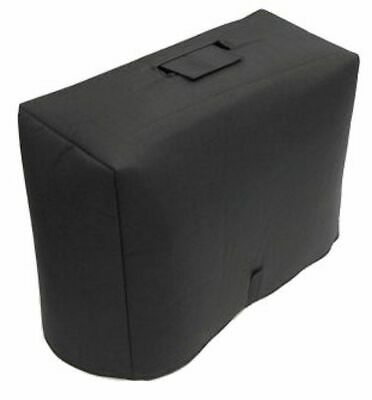 Crate FXT120 2x12 Combo Amp Cover, Water Resistant, Black by Tuki (crat140p)