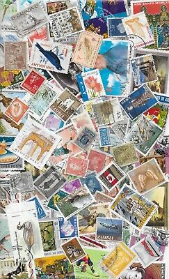 50g WORLD STAMP MIXTURE/KILOWARE OFF PAPER. GREAT LOT FOR SORTING/THERMATICS #7