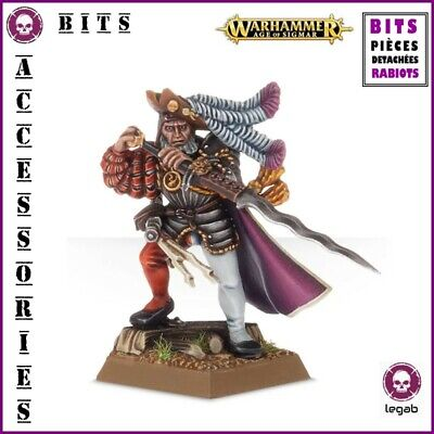 Bits Free Peoples Freeguild General Captain Of Empire Warhammer Aos