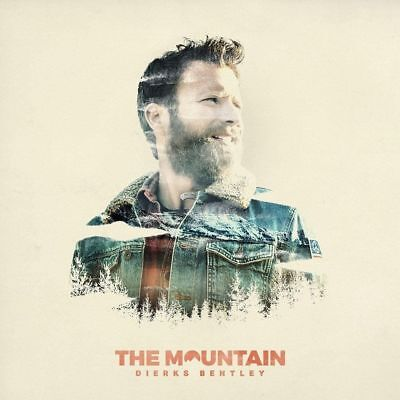 Lot 22! New Sealed Dierks Bentley The Mountain Cd 2018 Capitol Recs Cracked Case