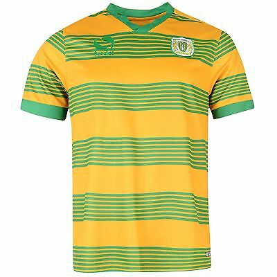 Yeovil Town FC Football Shirt (adult:Large) Away Soccer Jersey BNWT S/S 2015/16