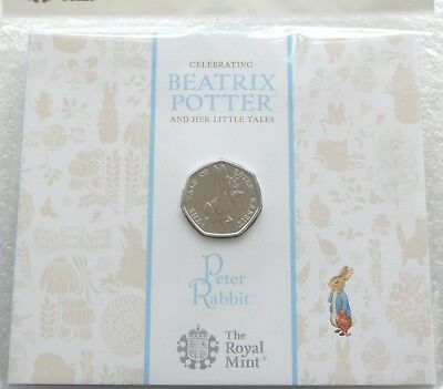 2018 Britain Beatrix Potter Tailor Gloucester Heptagonal Proof Silver SKU52656