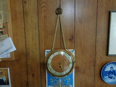 Kienzle  Made In Germany Rope Hanging Wall Clock