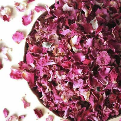 Dried ROSE PETALS - 50g - High Quality Herbs & Spices