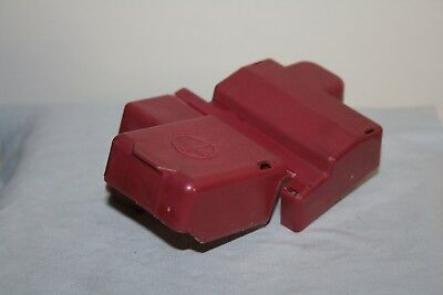2008 Toyota Yaris Scion xD positive terminal battery main fuse cover 82621-52120