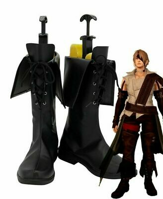 FINAL FANTASY XIV Cosplay Props Aura Dragon Tail Accessories