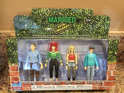 Funko Married With Children Nycc 2018 Exclusive Tv Show Christina Applegate New