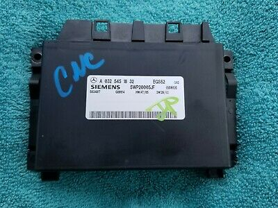 MERCEDES-BENZ TRANSMISSION CONTROL Unit A 032 545 43 32