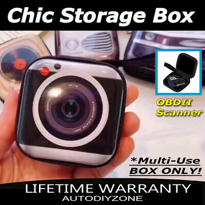 Storage Carry Box for BlueDriver Bluetooth Pro OBDII Scan Tool for iOS & Android