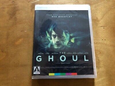 The Ghoul Blu ray*Arrow Video*Special Ed*Psychological Thriller*Sealed NEW*