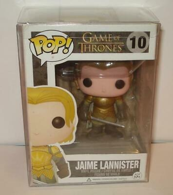 Funko Pop! Game of Thrones GOT #10 Jaime Lannister 2013 VAULTED w/protector