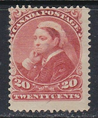 Canada, QV 46, .20 Widow Weeds Issue, mint