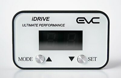 iDrive Throttle Controller For Jeep WRANGLER JK 2012-2019 All Engines