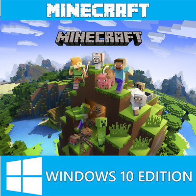 Minecraft Windows 10 Edition Full Activation Code For PC