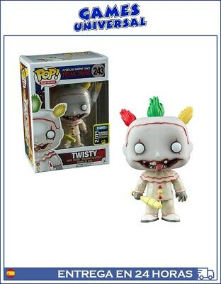Funko Pop American Horror Story Freak Show Twisty Convention Exclusive