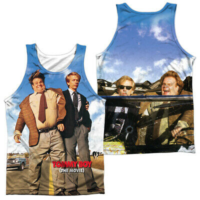 Tommy Boy Poster Film 2-Sided Sublimata Stampa Integrale Poly Canottiera