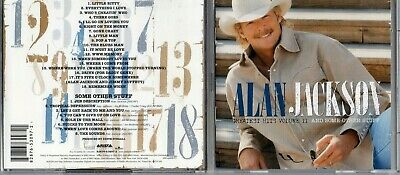 Alan Jackson-Greatest Hits Volume Ii And Some Other Stuff Cd (Little Bitty)