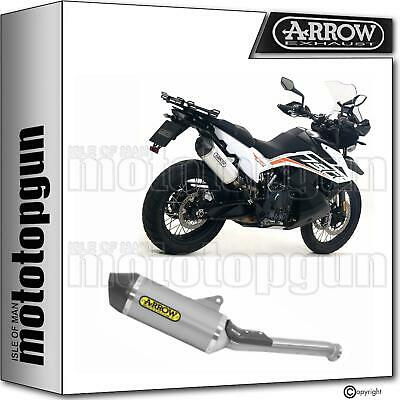 Arrow Silencer Homologated Race-Tech Cc Titanium Ktm 790 Adventure 2019 19